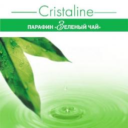 фото Парафин косметический Cristaline. Вид: Зеленый чай