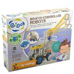 Купить Конструктор развивающий Gigo «Управляемые роботы»