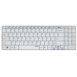 Купить Клавиатура Rapoo E9070 White USB