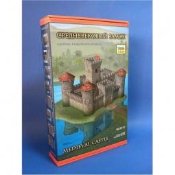 фото Сборная модель Звезда «Средневековый замок»