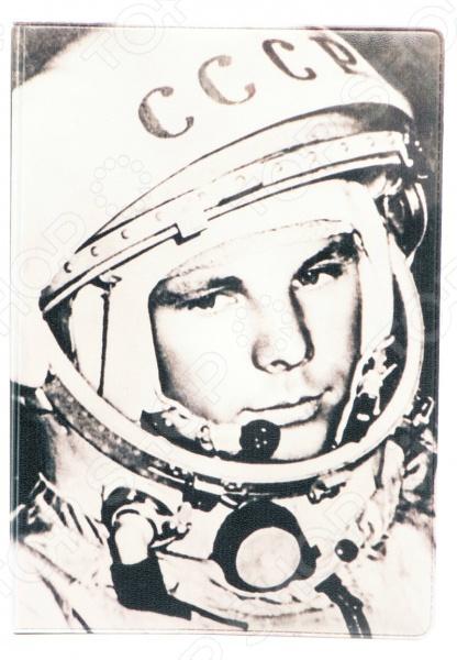 Обложка для паспорта Mitya Veselkov «Гагарин» все цены