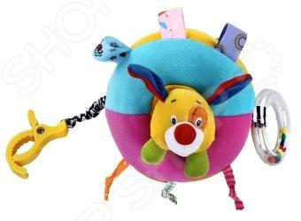 Игрушка подвесная музыкальная Жирафики 93850 «Собачка»