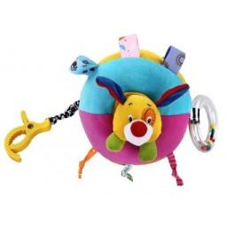 фото Игрушка подвесная музыкальная Жирафики 93850 «Собачка»