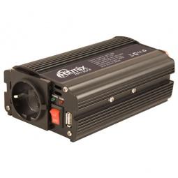 фото Инвертор автомобильный с USB Ritmix RPI-3001