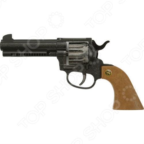 Пистолет игрушечный Schrodel Peacemaker игрушечное оружие edison игрушечный пистолет стерлинг золотой 17 5 см