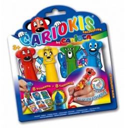 Купить Набор фломастеров Universal Cariokis 42044
