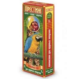 фото Лакомство для попугаев крупных размеров Престиж 80211