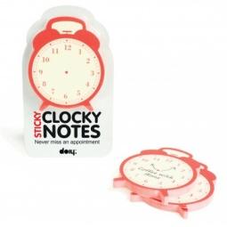 Купить Блок для записей Doiy Clocky Notes