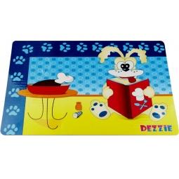 Купить Коврик под миску для собак DEZZIE «Кулинар»