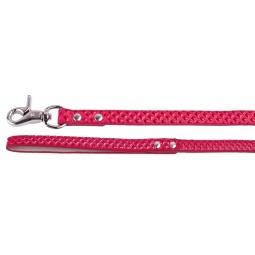 фото Поводок для собак DEZZIE «Лорд». Цвет: розовый