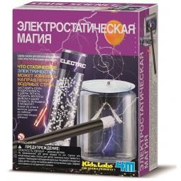 Купить Набор для изобретателей 4M «Электростатическая магия»