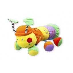 Купить Игрушка подвесная Жирафики «Гусеница»