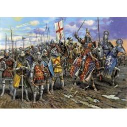 фото Миниатюра Звезда Английские рыцари 100-летней войны