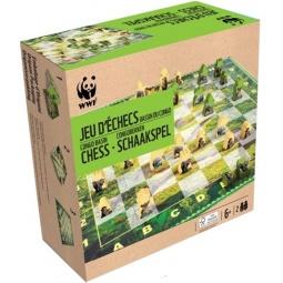 Купить Шахматы WWF «Впадина Конго»