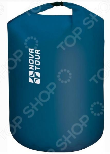 Мешок герметичный NOVA TOUR «Лайтпак 80»Компрессионные и гермомешки. Вещевые мешки<br>Мешок герметичный NOVA TOUR Лайтпак 80 это легкий и прочный гермомешок, который на 100 защитит ваши вещи от воды. Даже в сильный ливень все ваши вещи, которые были помещены в сумку будут надежно защищена. При необходимости можно сложить сумку в специальную упаковку, которая крепится на любую стропу рюкзака. Влагозащита обеспечивается тем, что швы проклеены, а материал: 100 нейлон.<br>