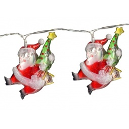 фото Гирлянда Star Trading Danny «Санта»