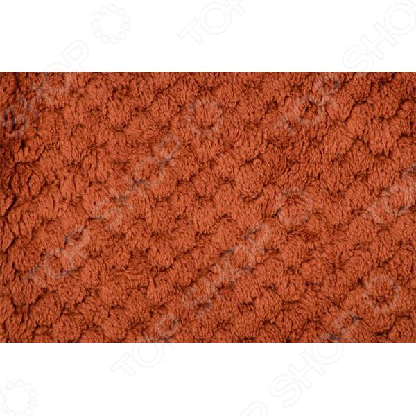 Ткань пальтовая симоне цвет терракот