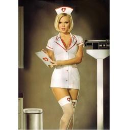 фото Костюм медсестры Dear girl «Nurse Ophelia Payne»