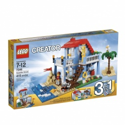 фото Конструктор LEGO Дом на морском побережье