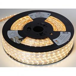 фото Лента светодиодная Эра 3528-220-60LED-IP67-WW-eco-25m