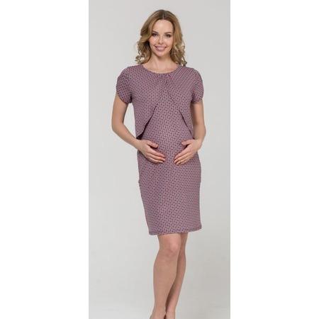 Купить Платье для беременных Nuova Vita 2128.3. Цвет: коралловый