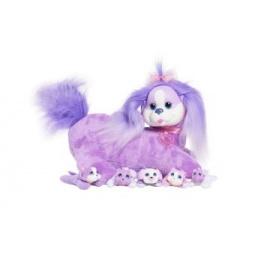 Купить Мягкая игрушка Just Play «Собачка Кэнди и ее щенки»