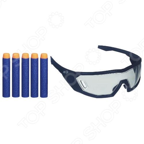 Набор суперагента Hasbro очки агента и 5 стрел для бластеров «Элит»