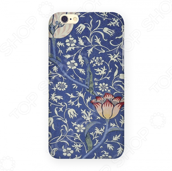 Чехол для iPhone 6 Mitya Veselkov «Тюльпан»