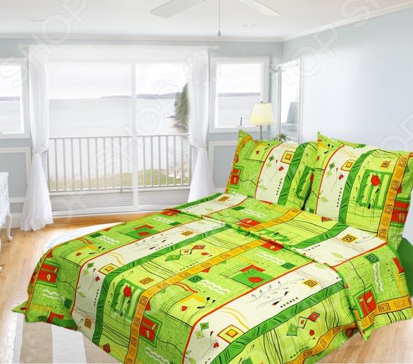 Комплект постельного белья Олеся «Южный стамбул» turvan 3 стамбул