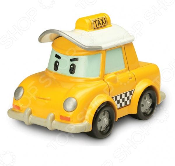 Машинка игрушечная Poli «Кэп»