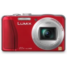фото Фотокамера цифровая Panasonic DMC-TZ30EE-R
