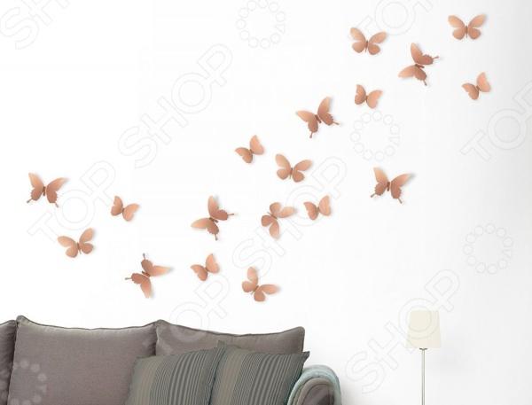 Декор для стен Umbra Mariposa 9 декор для стен