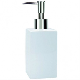 Купить Ёмкость для жидкого мыла фарфоровая Spirella Quadro