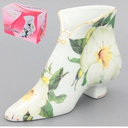 Купить Салфетница Elan Gallery «Туфелька: Белый шиповник»
