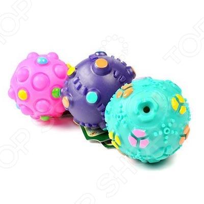 Игрушка для собак Beeztees «Мячик» 16282. В ассортименте трикси игрушка для собак щенок 8 см латекс цвет в ассортименте