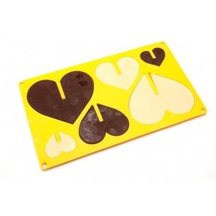 Купить Форма силиконовая Bradex 3D «Сердце»