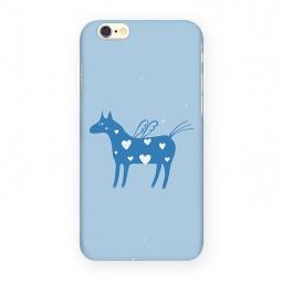 фото Чехол для iPhone 6 Mitya Veselkov «Крылатая лошадка»