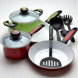 фото Набор кухонной посуды Mayer&Boch МВ-22170: 10 предметов