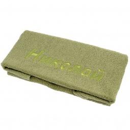 фото Полотенце подарочное с вышивкой TAC Николай. Цвет: зеленый