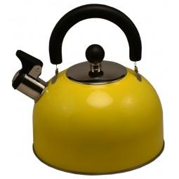 фото Чайник со свистком Катунь KT 105. Цвет: желтый