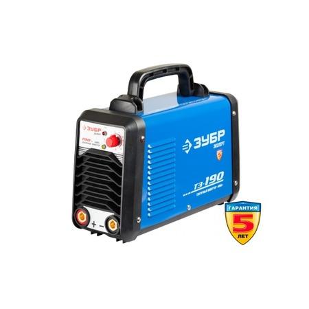 Купить Сварочный аппарат Зубр «Эксперт» ЗАС-Т3-250-Д