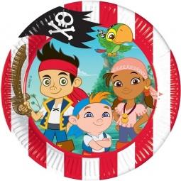 Купить Тарелки одноразовые Procos «Джейк и пираты Нетландии»