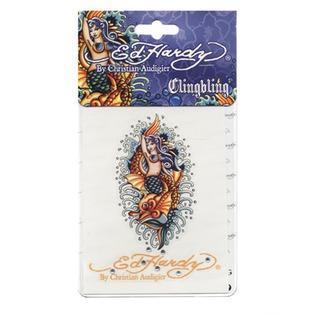 Купить Наклейка со стразами ED Hardy EH-06134 Mermaid
