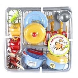 фото Набор посуды игрушечный Shantou Gepai NF594-34