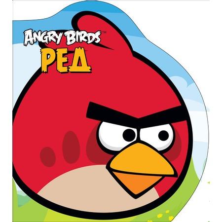 Купить Angry Birds. Ред