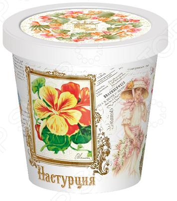 Набор для выращивания Rostokvisa «Настурция» наборы для выращивания rostokvisa набор для выращивания настурция