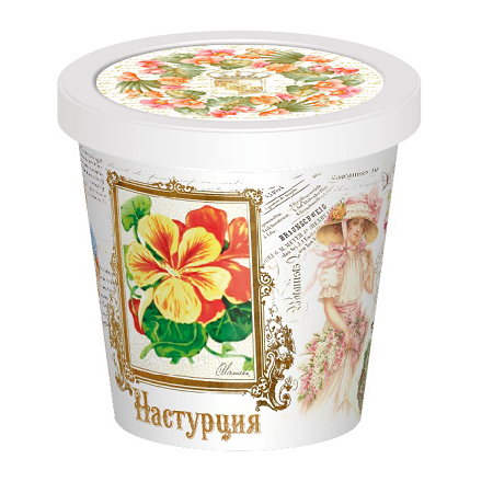 Купить Набор для выращивания Rostokvisa «Настурция»