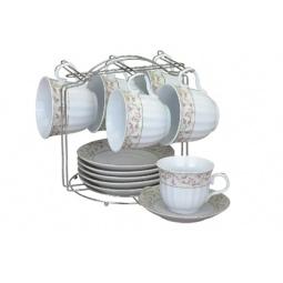 фото Чайный набор на подставке Grazie «Амалия»