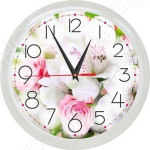 Часы настенные Вега П 1-7/7-211 часы вега п 1 2 7 255 бананы