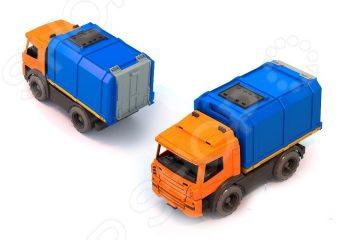 формочки игрушечные нордпласт формочка игрушечная Машинка игрушечная Нордпласт «Фургон»